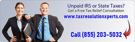 Owe IRS taxes